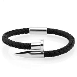 Genuine Handmade - leather bracelets for men