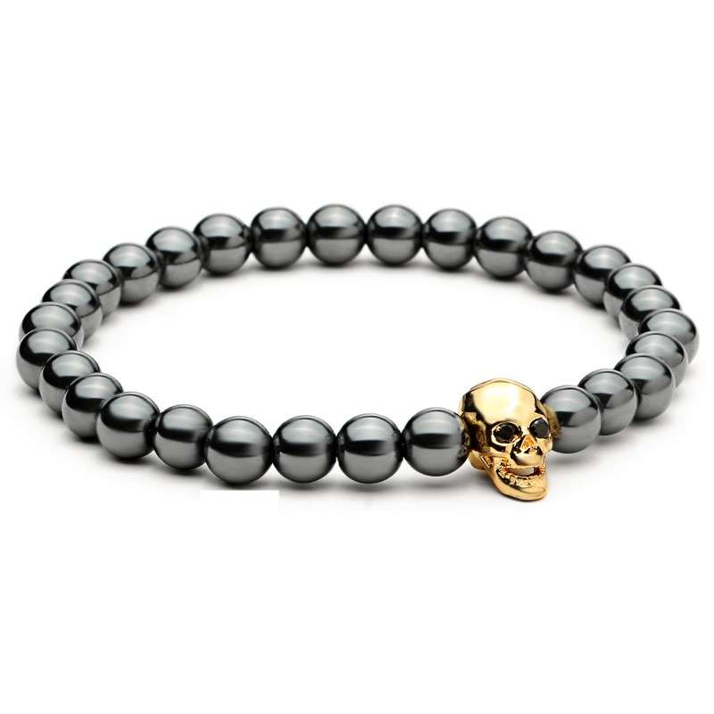 mens bracelets muerta collection
