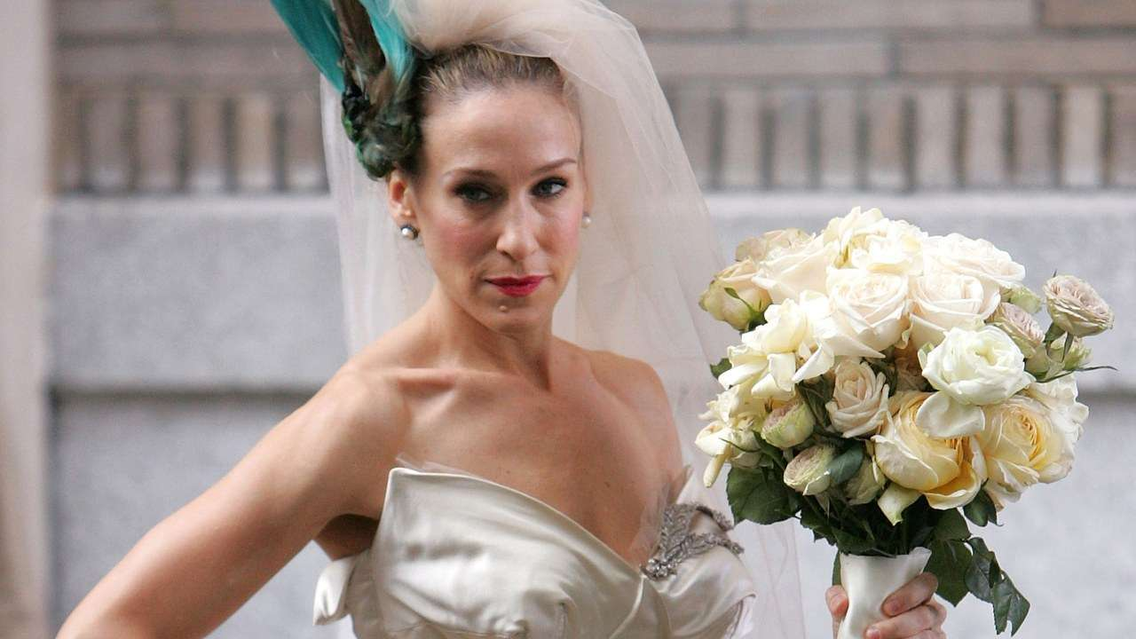 Sarah Jessica Parker Partners With Gilt for Ready-to-Wear Bridal Collection