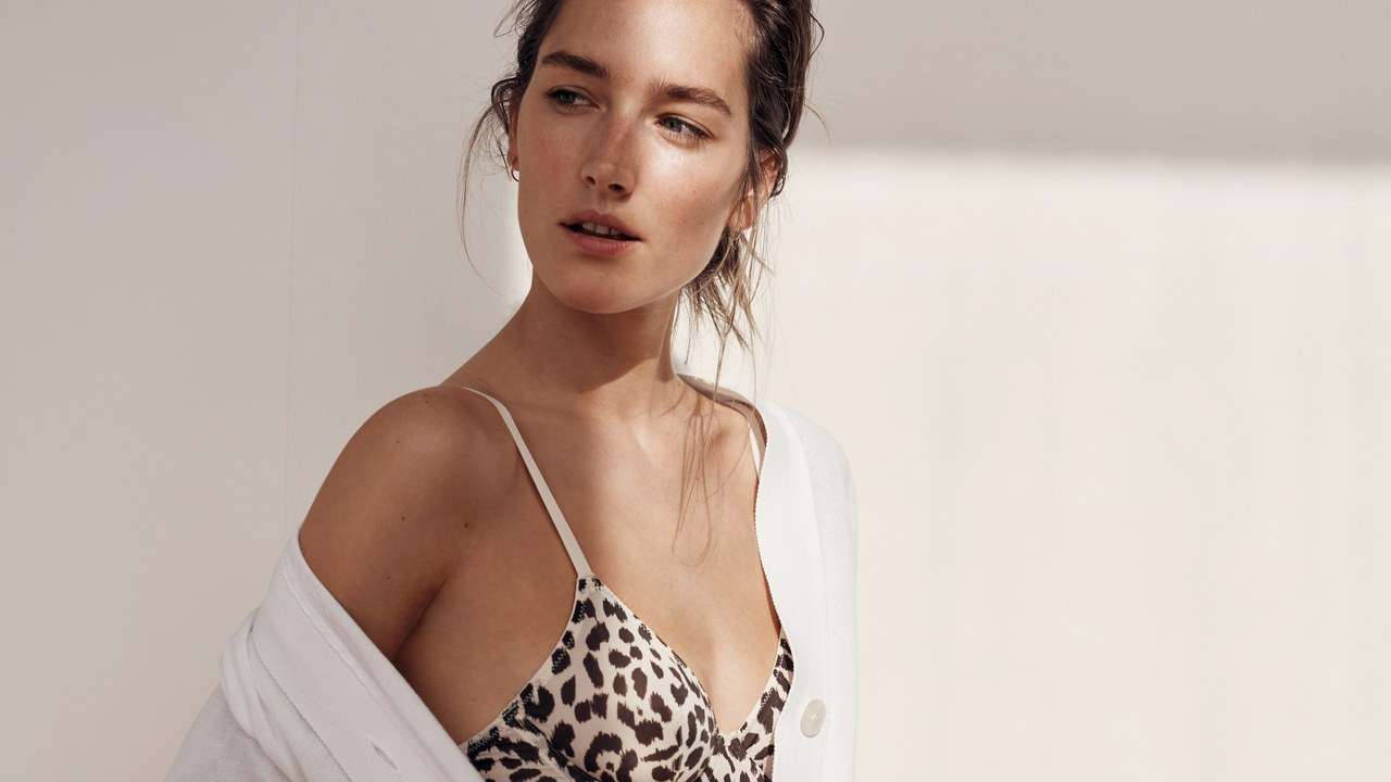 J.Crew Launched a Line of Ultra-Comfy Lingerie