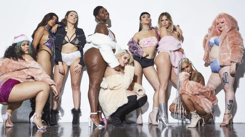 Missguided's New Campaign Stars Women of All Sizes, and None of It's Retouched