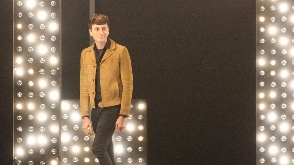 Céline Just Announced Hedi Slimane as Its Next Creative Director